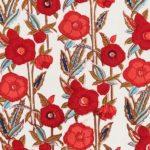 Poppy Field Blanc