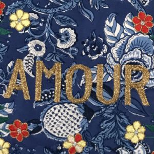 palangposh bleu amour gold